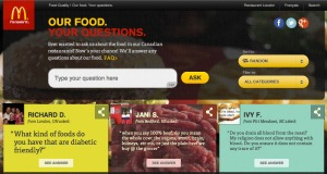 McDonald's Our Food Your Questions